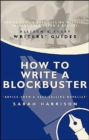 How to Write a Blockbuster - Book