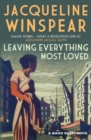 Leaving Everything Most Loved - Book