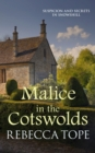 Malice in the Cotswolds - Book