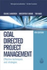 Goal Directed Project Management : Effective Techniques and Strategies - Book
