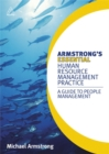 Armstrong's Essential Human Resource Management Practice : A Guide to People Management - Book