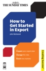 How to Get Started in Export - eBook