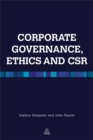 Corporate Governance Ethics and CSR - Book