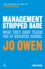 Management Stripped Bare : What They Don't Teach You at Business School - eBook