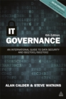 IT Governance : An International Guide to Data Security and ISO27001/ISO27002 - Book