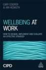 Wellbeing at Work : How to Design, Implement and Evaluate an Effective Strategy - Book