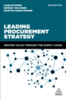 Leading Procurement Strategy : Driving Value Through the Supply Chain - Book