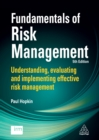 Fundamentals of Risk Management : Understanding, Evaluating and Implementing Effective Risk Management - eBook