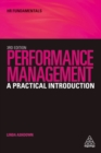 Performance Management : A Practical Introduction - Book