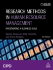 Research Methods in Human Resource Management : Investigating a Business Issue - eBook