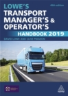Lowe's Transport Manager's and Operator's Handbook 2019 - Book