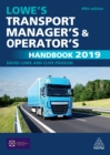 Lowe's Transport Manager's and Operator's Handbook 2019 - eBook