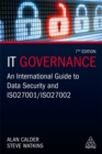 IT Governance : An International Guide to Data Security and ISO 27001/ISO 27002 - Book