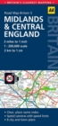 Midlands & Central England - Book