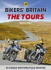 Bikers' Britain - The Tours - Book