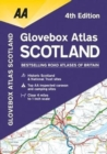 Glovebox Atlas Scotland - Book