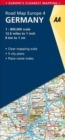 4. Germany : AA Road Map Europe - Book