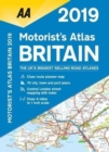 AA Motorist's Atlas Britain 2019 - Book