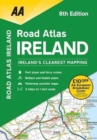 AA Road Atlas Ireland - Book