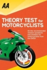 AA Theory Test for Motorcyclists - Book
