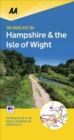 50 Walks in Hampshire & Isle of Wight - Book