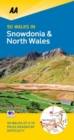 50 Walks in Snowdonia & North Wales - Book