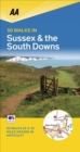 50 Walks in Sussex - Book