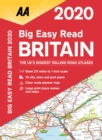 AA Big Easy Read Britain 2020 - Book