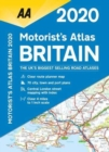 AA Motorist's Atlas Britain 2020