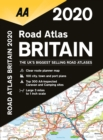 AA Road Atlas Britain 2020 - Book