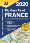 AA Big Easy Read France 2020 - Book