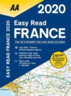 AA Easy Read France 2020 - Book