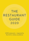 The AA Restaurant Guide 2020 - Book