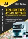 Trucker's Atlas Britain - Book