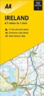Road Map Ireland - Book