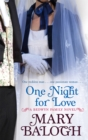 One Night For Love : Number 1 in series - Book