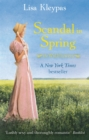 Scandal In Spring : Number 4 in series - Book