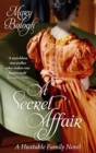 A Secret Affair : Number 5 in series - Book