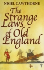 The Strange Laws Of Old England - Book