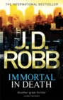 Immortal In Death - Book