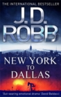 New York To Dallas - Book