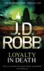 Loyalty In Death - Book