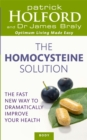 The Homocysteine Solution : The fast new way to dramatically improve your health - Book
