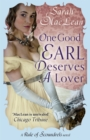 One Good Earl Deserves A Lover - Book