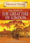 Historical Stories: Great Fire of London - Book