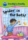 Start Reading: Freddy's Family: Spider In The Bath! - Book