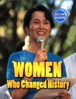 History Makers: Women Who Changed History - Book