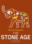 History in Infographics: Stone Age - Book