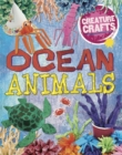 Creature Crafts: Ocean Animals - Book