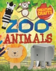 Creature Crafts: Zoo Animals - Book